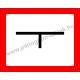 Tűzcsap tűzvédelmi piktogram tábla